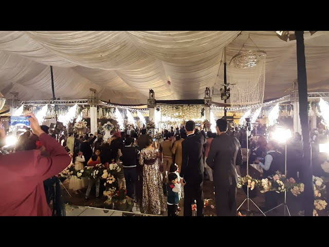 Grand wedding entry in Pakistani wedding | Amazing wedding entry ideas | wedding planner in Pakistan
