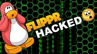 flippr hacked shut down