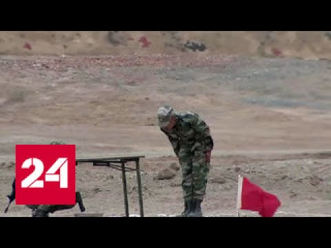 В Китае стартовал один из этапов международных Армейских игр