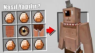1000$ TEPE GÖZ NASIL YAPILIR 😱 - Minecraft