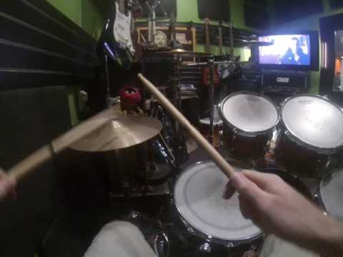 Burn It Down - Awolnation - Drum Cover mp3