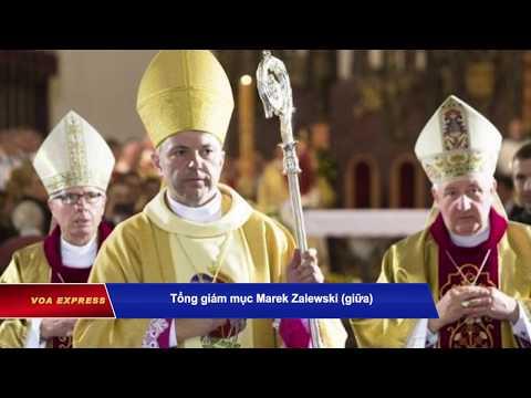 Giáo hoàng bổ nhiệm đại diện không thường trú tại Việt Nam (VOA)