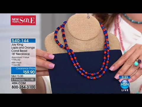 HSN | Mine Finds By Jay King Jewelry Year End Specials 12.30.2017 - 01 PM