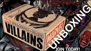 Marvel Collector Corps - Самая крутая рассылка для гиков от Марвел и Фанко!