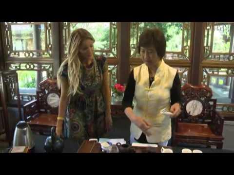 Lan Su Chinese Garden Tea Service