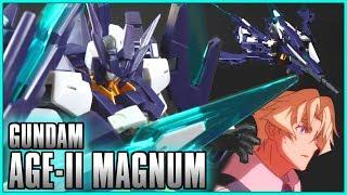 1/144 HGBD Gundam AGEII Magnum by Bandai Get yours here at Hobbylink Japan: https://shop.hlj.com/2oRLqhm Preorder Gundam 00 Diver: ...