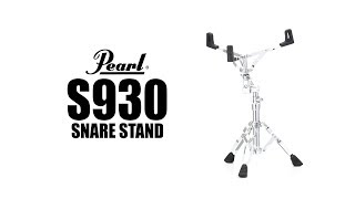 Pearl S930 Snare Drum Stand