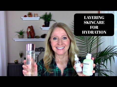 Layering Skincare For Effective Winter Hydration