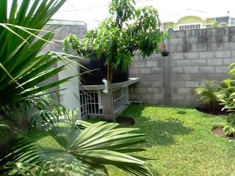 MY  HOME IN EL SALVADOR