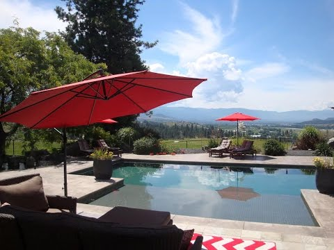 Wine Country Bed and Breakfast- Kelowna, BC, Canada