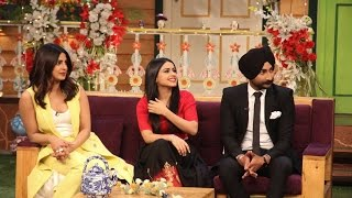 Ranjit Bawa, Priyanka Chopra Are On Sets Of 'the Kapil Sharma Show'
