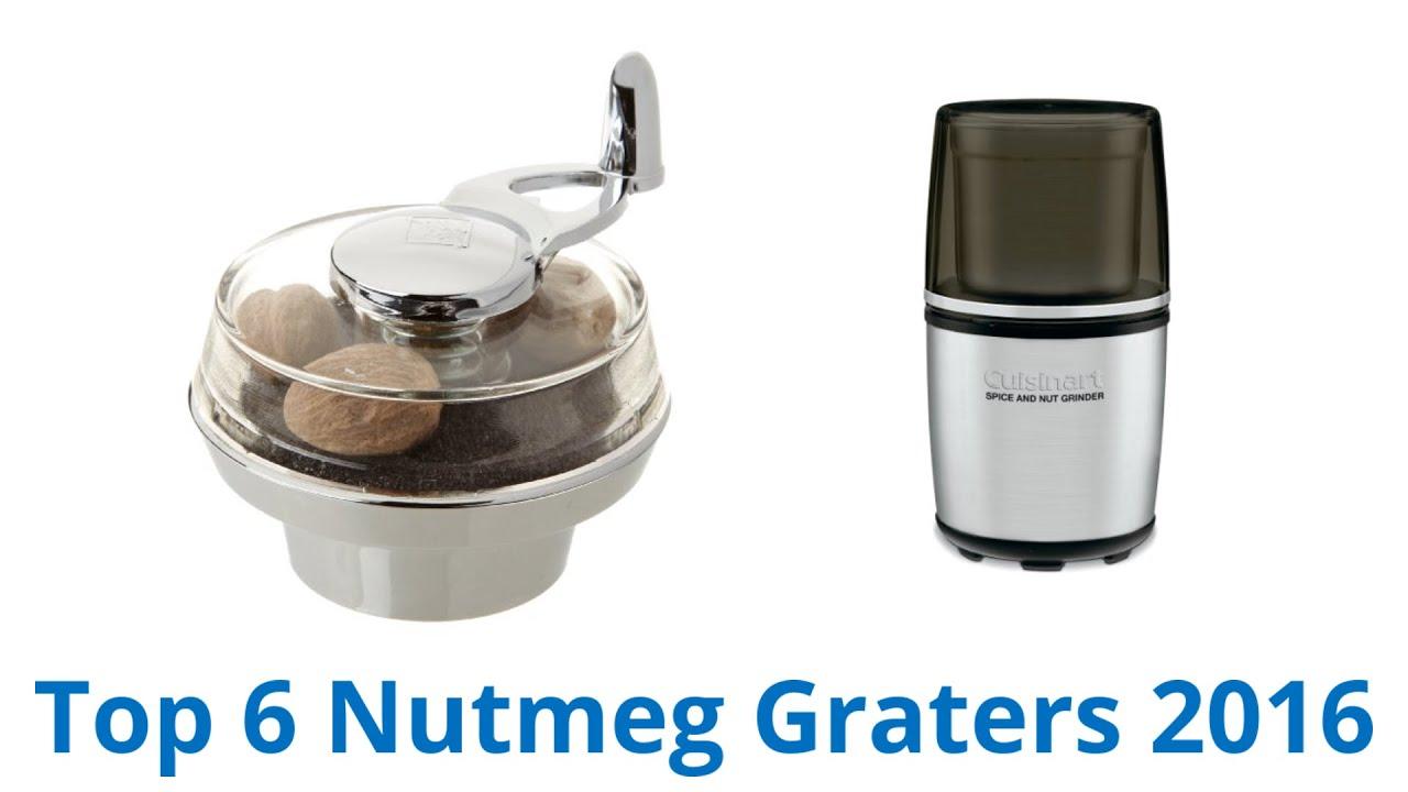 6 Best Nutmeg Graters 2016 - YouTube