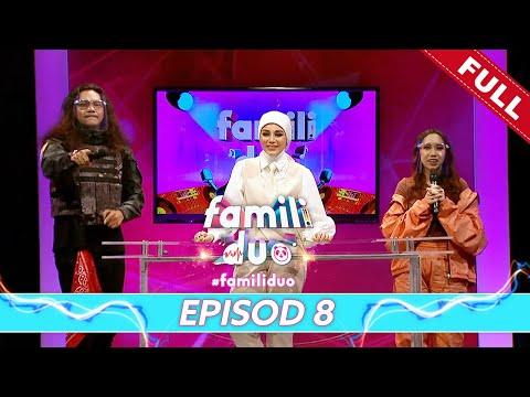 [LIVE] Famili Duo (2021)   Episod 8