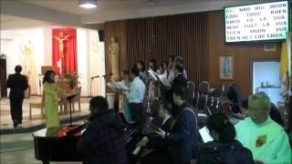 Ca khen Chúa là Vua - Thiên Uyên