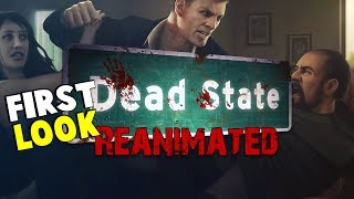 First Look At Dead State, A Fallout/X-COM Style Zombie Survival RPG   Dead State First Look Part 1/3