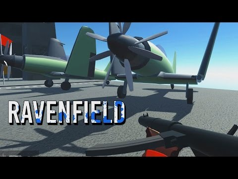 Ravenfield NEW Update AIRCRAFT CARRIER BATTLEFIELD (Ravenfield Early Access Beta Gameplay)