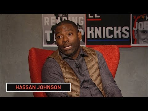 People Talking Sports Episode 41  Hassan Johnson & Jordan Schultz  MSG Networks  Aired October 24