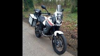 Yamaha XT660Z Tenere Review