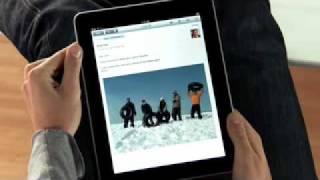 Apple iPad official video