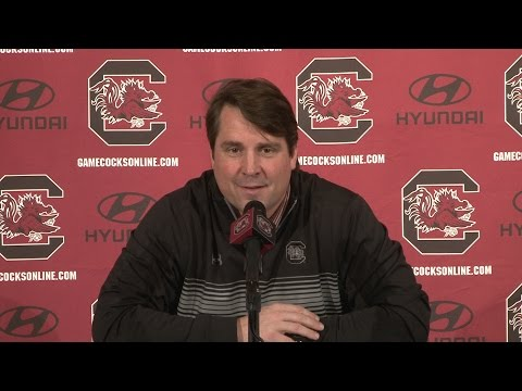 Will Muschamp on Aaron Thompson