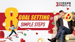 3K - (2) Effective Step by Step GUIDE to GOALS Setting! Achieve All your Goals? - Dr Fams