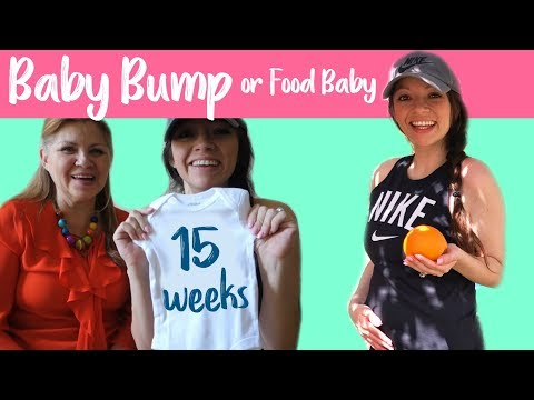 Baby Bump or Food Baby?! | New Recipe | BE IN MY VIDEO!