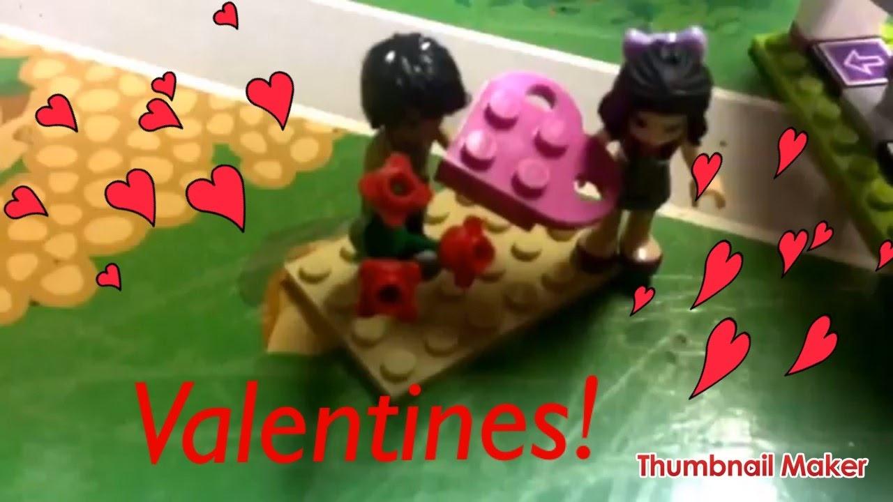 lego friends season 2 episode 1 valentines day youtube. Black Bedroom Furniture Sets. Home Design Ideas