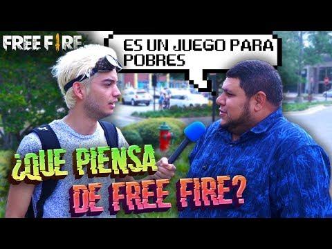 ¿PREFIERES FREE FIRE O FORTNITE? Entrevistas en la calle en Estados Unidos