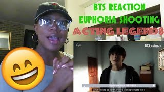 [ENG SUB] [EPISODE] BTS (방탄소년단) 'Euphoria - Theme of LOVE YOURSELF 起 Wonder' Shooting ♡♡ REACTION