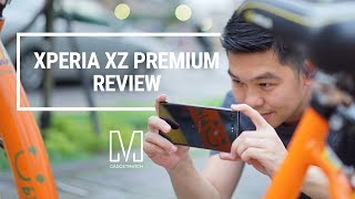 Sony Xperia XZ Premium Review: Super Slow Mo Done Right!
