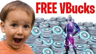 How to Get free Fortnite V Bucks 100% legit No Human Verification No Servey