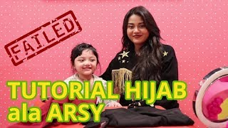 Download Video TUTORIAL HIJAB ALA ARSY VS AUREL HERMANSYAH | SEMOGA TIDAK FAILED! MP3 3GP MP4