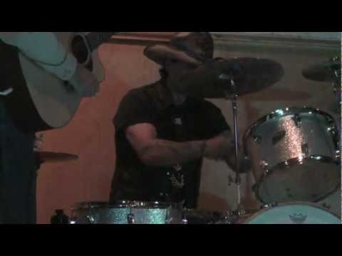 Wipe Out, Paul Fitzpatrick on drums