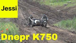 Dnepr Ural K750 offroad