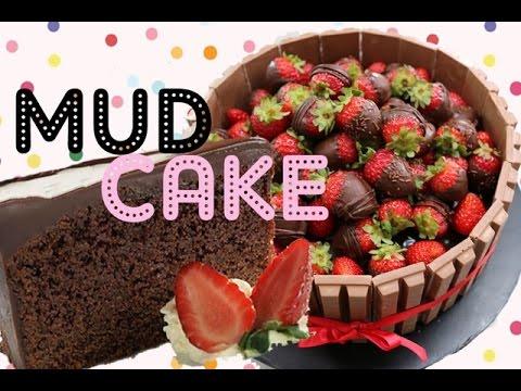 My Cupcake Addiction Mud Cake
