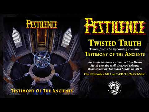 Pestilence  Twisted Truth Remastered