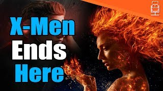 FOX is Forcing Dark Phoenix to End the X-Men Fox Franchise