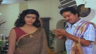 Rajendra prasad as servant, Funny Comedy with Sakshi Ranga rao