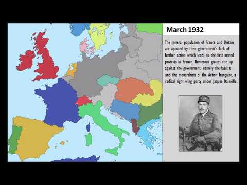 Alternate History of the Western Powers 1932-1933 Series: The Great War
