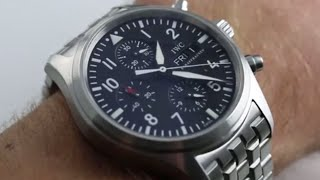 IWC Pilot's Watch Chronogr…