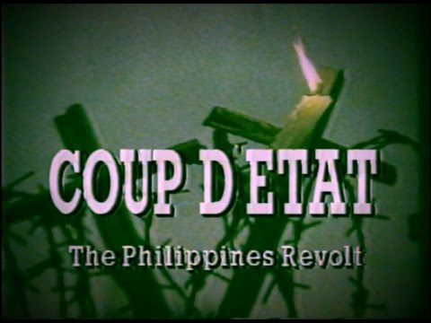 Coup dEtat: The Philippines Revolt  1986