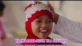 Haddad Alwi - Ya Imaamar Rusli (Official Lyric Video)