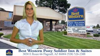 Flagstaff Best Western Pony Soldier Inn & Suites, Flagstaff Arizona Hotels