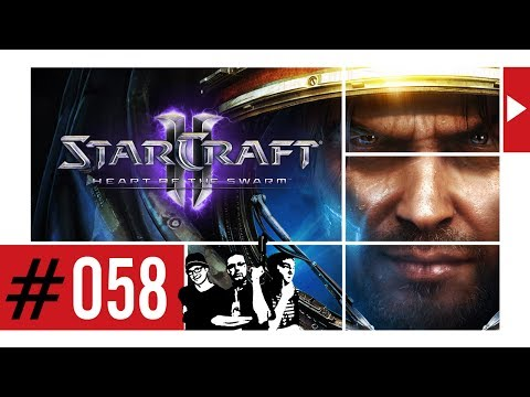 Let's Play - Starcraft 2 #058 - Gebroodstagsgeschenke [Full-HD Gameplay] [Deutsch]
