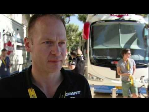 Ploegleider Spekenbrink: 'Tom Dumoulin gaat de Giro winnen' - Bureau Sport Radio