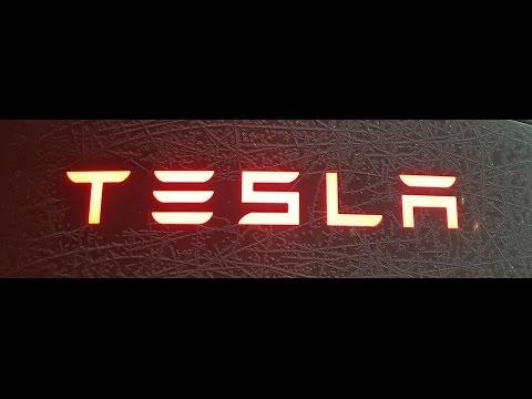 Tesla Motors Trailer 2016 Тесла Моторс Top Car #Tesla