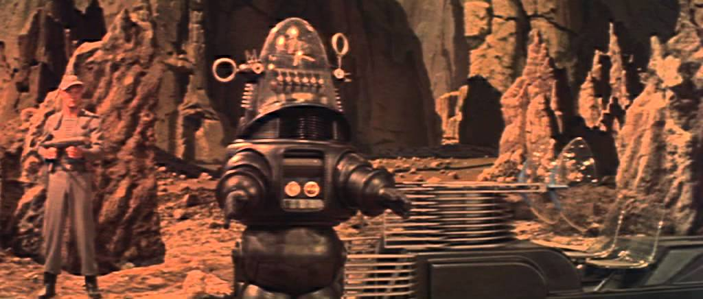 All Time Best Robot Family Movies