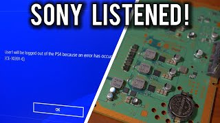 The PlayStation PS4 CMOS Battery problem has been fixed | MVG