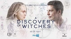 "Sky Original ""A Discovery of Witches"" Trailer Deutsch"