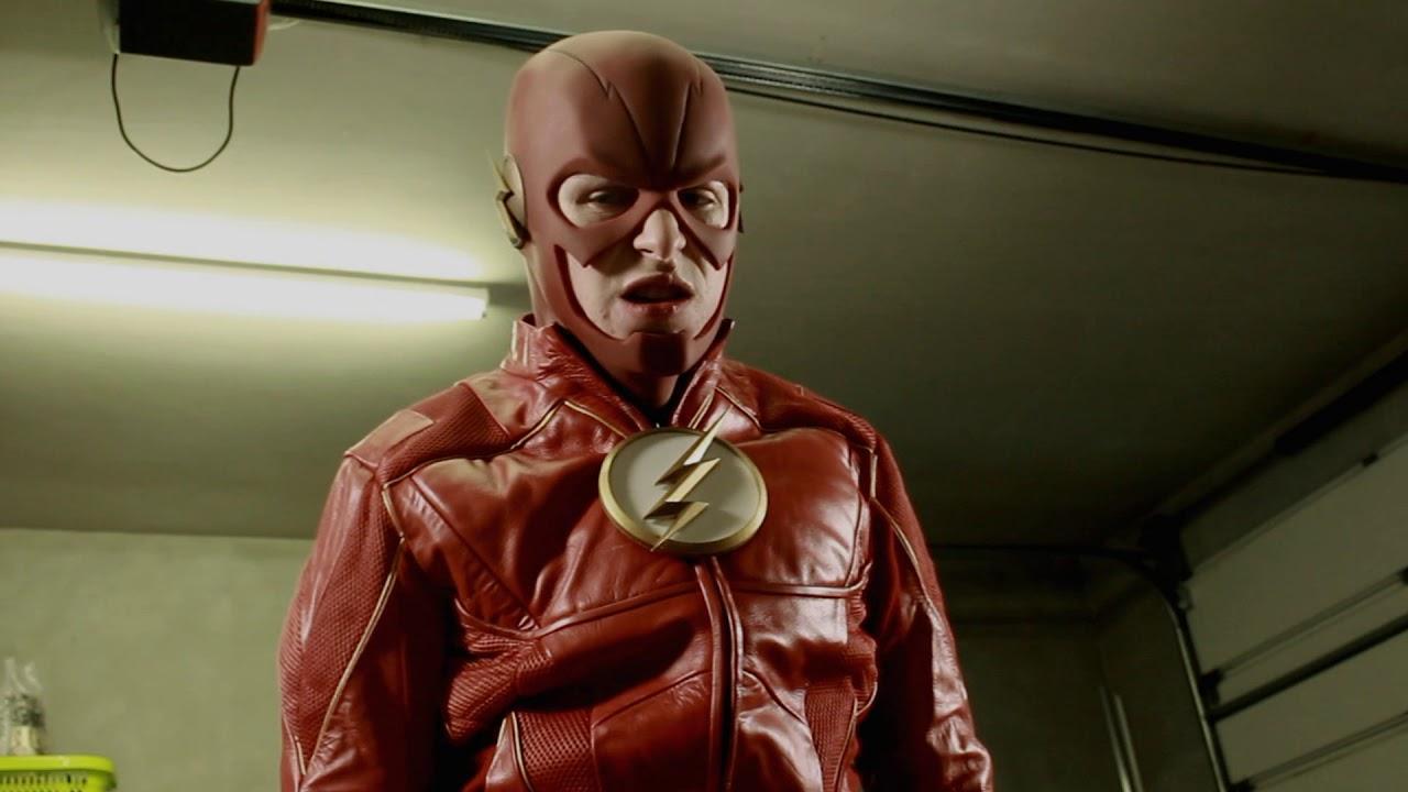 The Flash   Enter Zoom   Promo